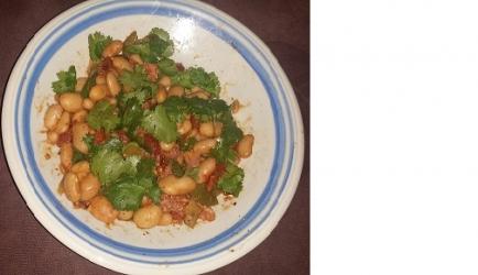 Zomerse chili con carne voor de slanke lijn recept