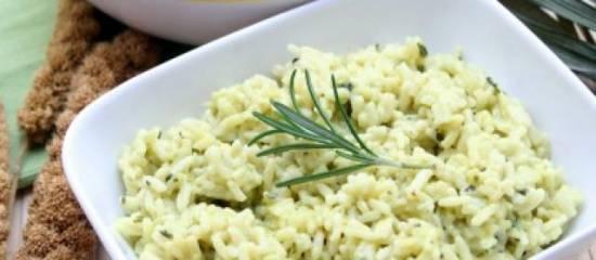 Risotto met geitenkaas, gerookte zalm en spinazie recept ...