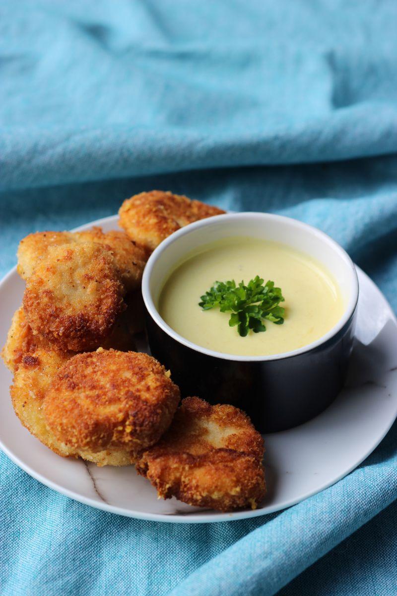 Recept 'chicken nuggets '