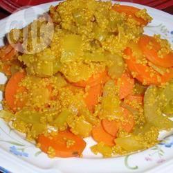 Eenvoudige quinoa recept