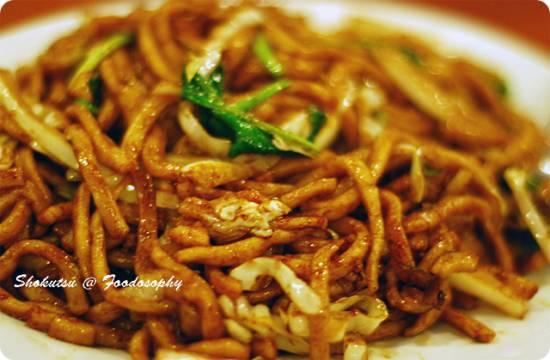 Shanghai noodles recept