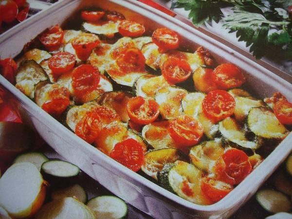 Gehaktschotel met courgette recept