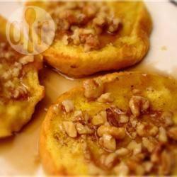 Wentelteefjes met pecannoot recept