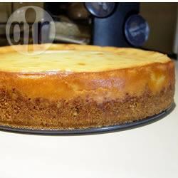 Simpele cheesecake recept