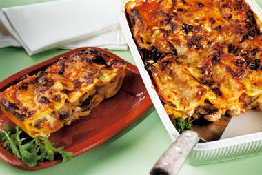 Lasagne al pollo recept