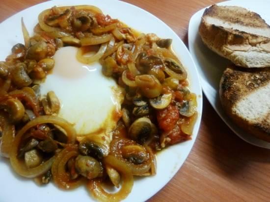 Chakchouka een heerlijk slank recept recept