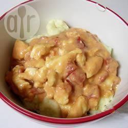 Hongaarse kip paprikash recept