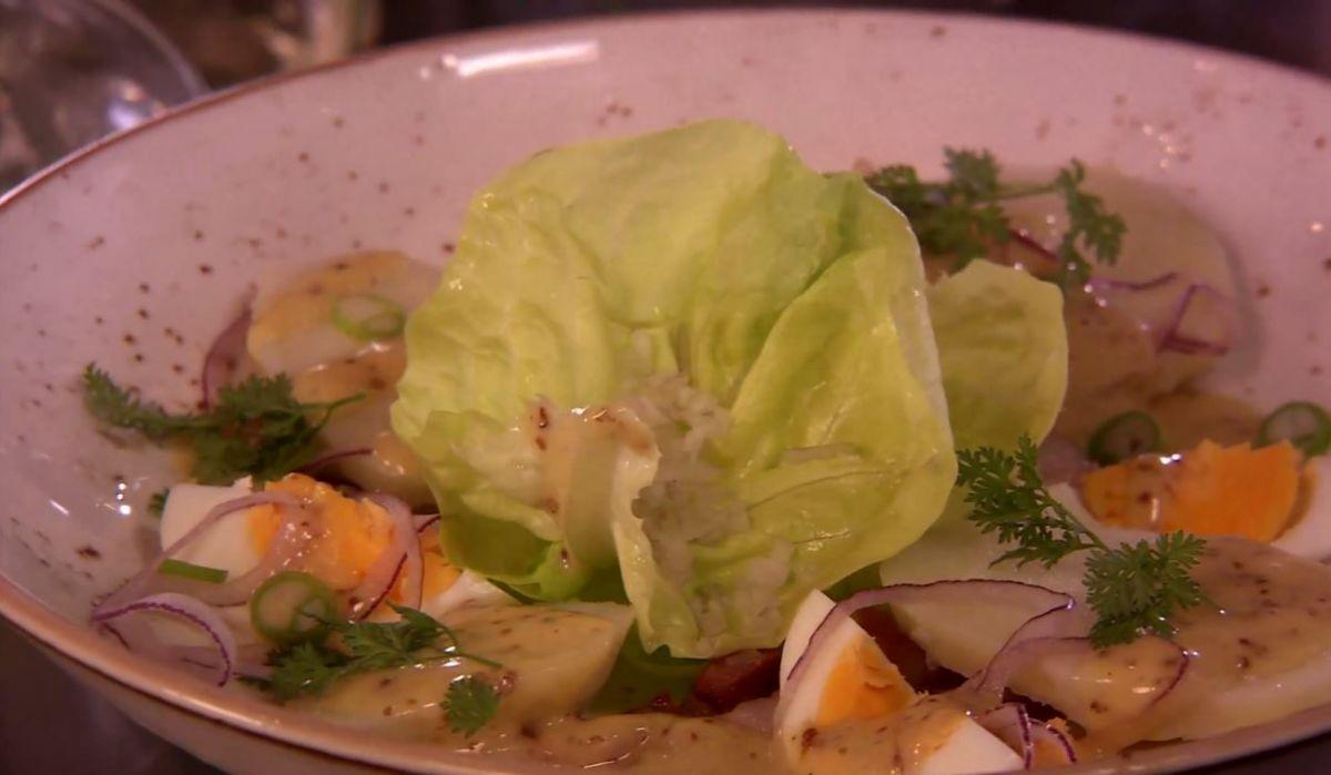 Recept 'luikse salade'