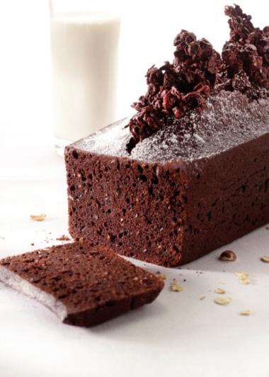 Recept 'gezonde chocoladecake'