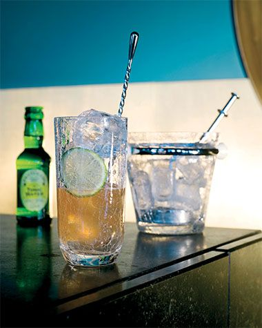 Recept 'rio jockey club gin and tonic'