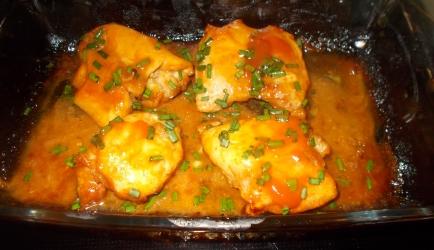 Gemarineerde kip uit de oven recept