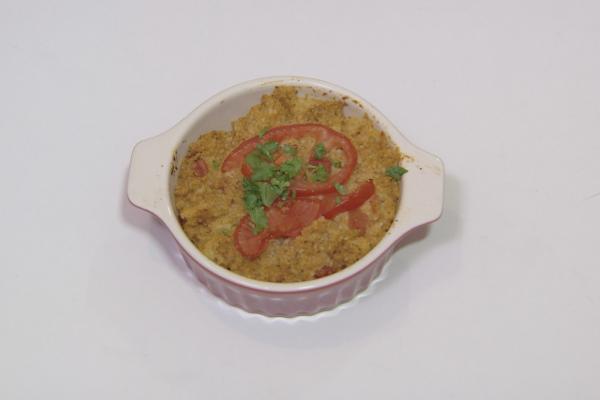 Ovenschotel met couscous