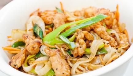 Chao mian (chinese bami) recept