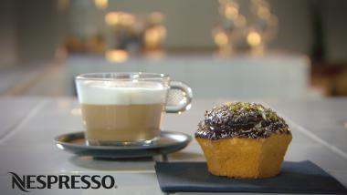 Recept 'cupcakes met koffieganache'