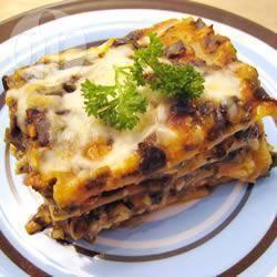Makkelijke spinazie lasagne recept