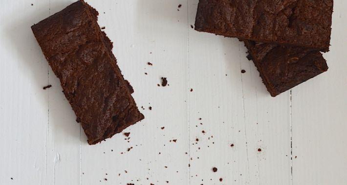 Brownies van rutger