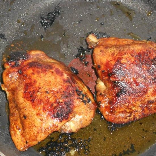 Nasi goreng als van de chinees met malse kippendijtjes recept ...