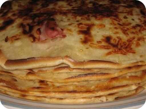 Basisrecept pannenkoeken (7-8 stuks) recept