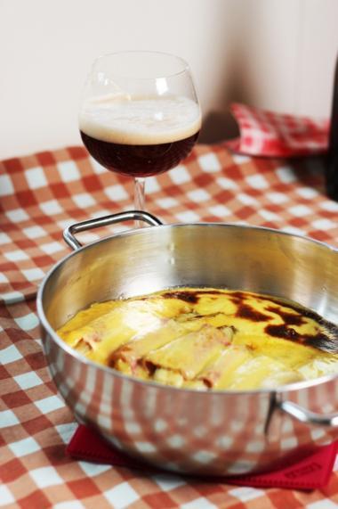 Recept 'flanders pride ovenschotel'