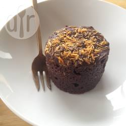 Vegan mug cake recept