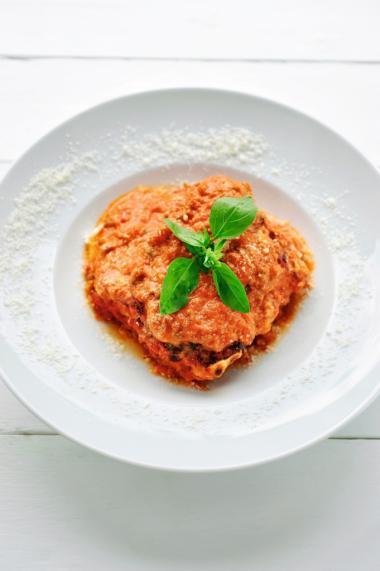 Recept 'lasagne met ragù'