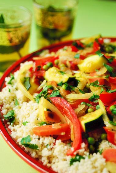 Recept 'couscous royale'