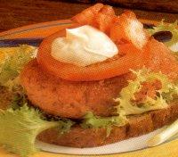 Kaas-spek-hamburgers recept