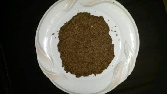 Koolhydraatarm speculaasbrokken recept