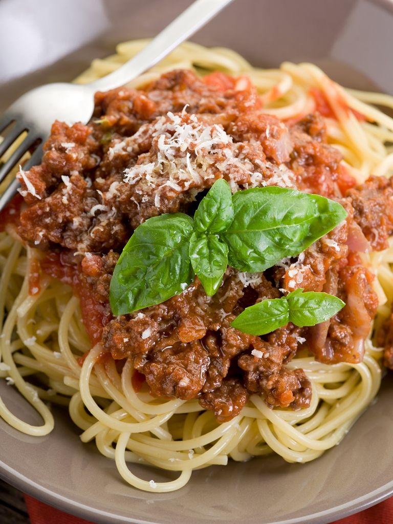 spaghetti bolognese kinderrecept
