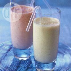 Vitaliserende milkshake recept