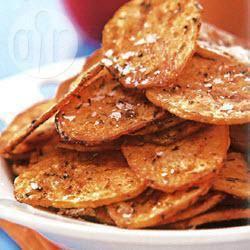 Cajun aardappelschijfjes uit de oven recept
