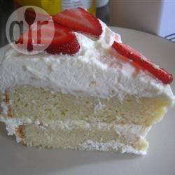 Cake tres leches (cake met drie verschilllende soorten melk) recept ...