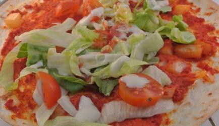 Snelle turkse pizza recept