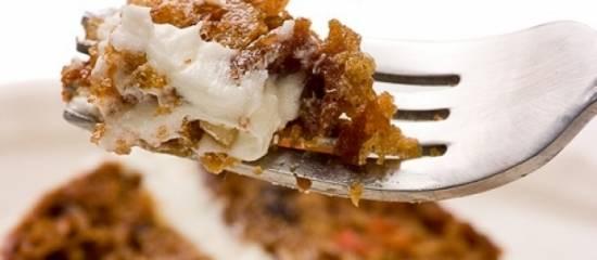 Gourmet carrot cake (worteltaart) recept