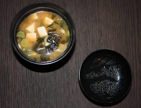 Originele miso-soep recept