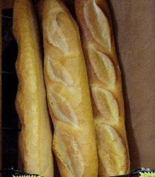 Warm gevuld stokbrood met gehakt en kaas recept