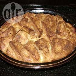 Britse broodpudding recept