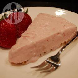 Aardbeien kwarktaart recept