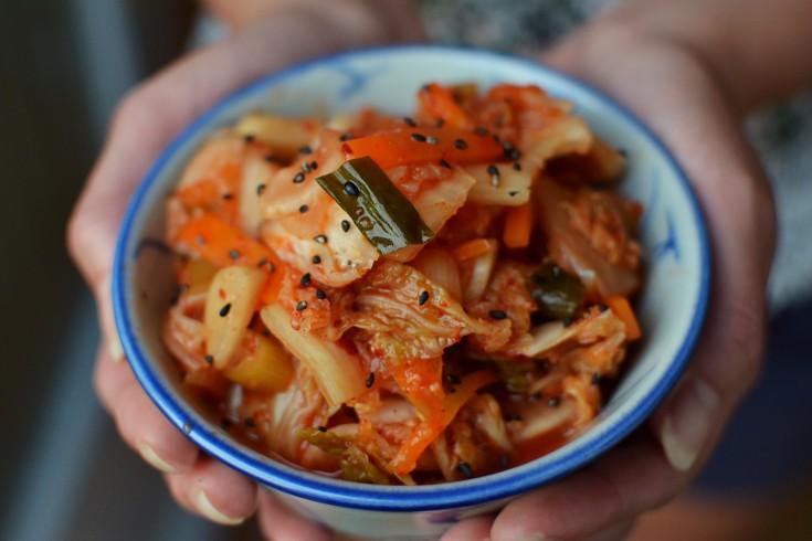 Hét recept voor homemade koreaanse kimchi