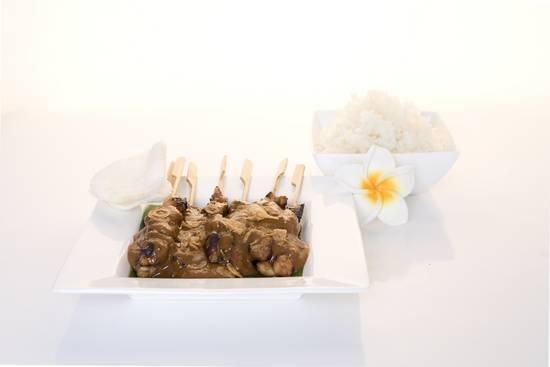 Sateh ayam van lonny gerungan recept