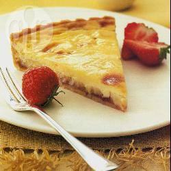 Citroen-bananentaart recept