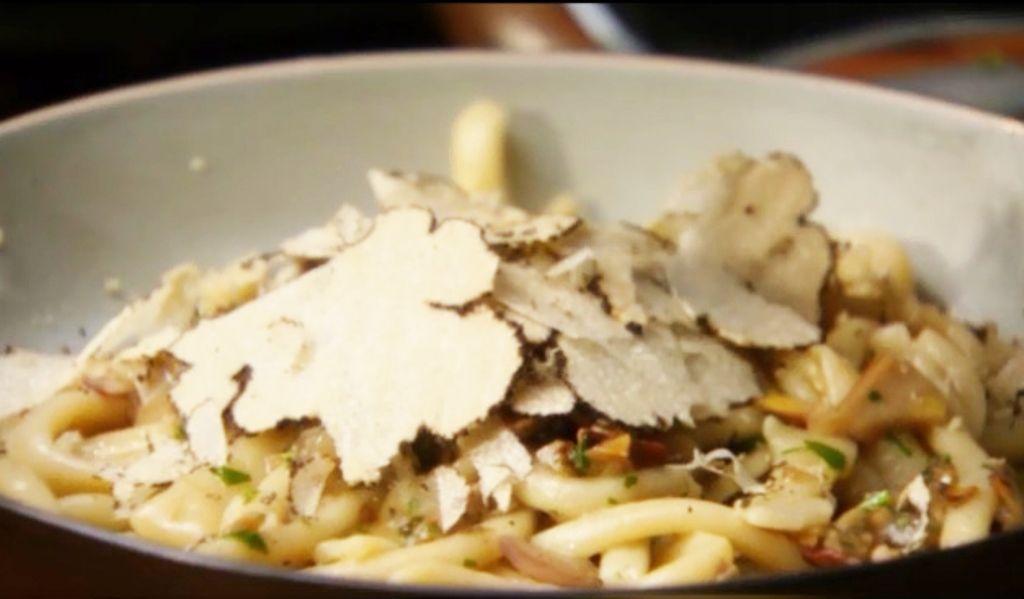 recept truffelpasta