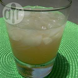Echte tropische punch recept