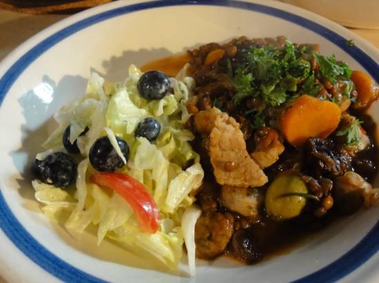 Bourgondische linzenschotel recept