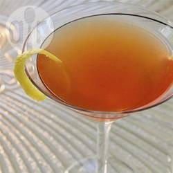 Ward 8 cocktail (oranje cocktail) recept