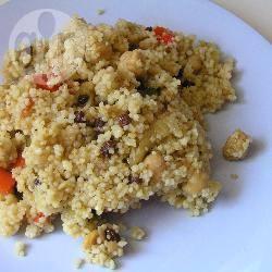 Marokkaanse couscous recept