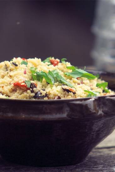 Couscous salade recept