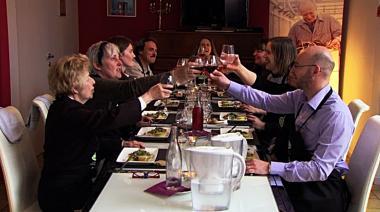 Recept 'entrecôte met boulgour en hazelnoot vinaigrette'