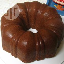 Smeuïge honingcake recept