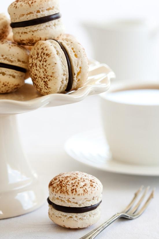 Jour du macaron & poptasi trakteert